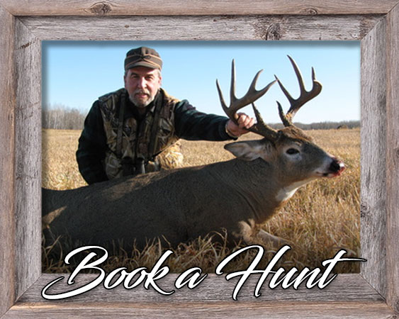 Book a Hunt with Davis Point Lodge and Outfitting Ltd.
